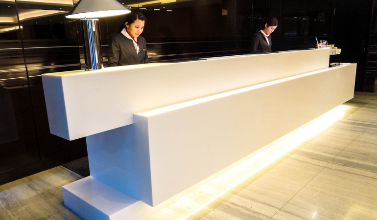 Reception / Front Desk